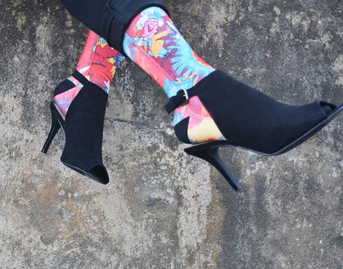Wonderland Socks | Trending In