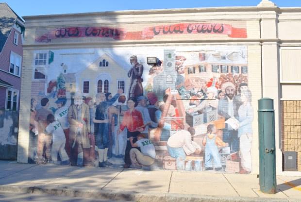 Jamaica Plain Murals | Trending In