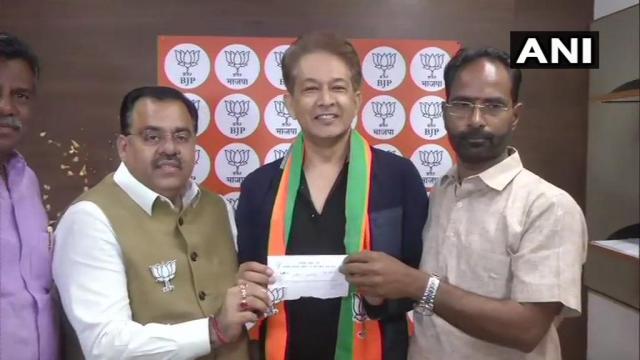 Jawed Habib joins BJP