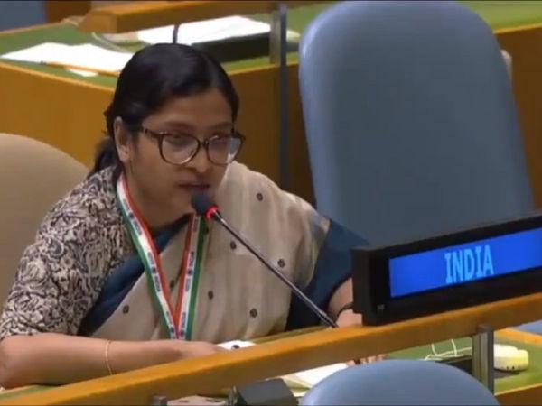 a new indian diplomat vidisha maitra