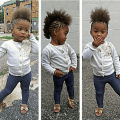 10 cute black kids hairstyles styles girls will love