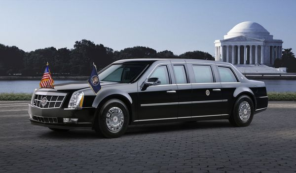 Cadillac Presidential Limousine. X09SV_CA005 (United States)