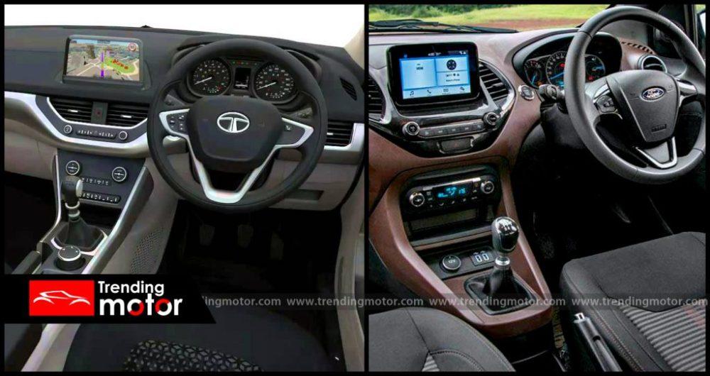 Nexon-vs-FordFreestyle-interior-2018-trendingmotor