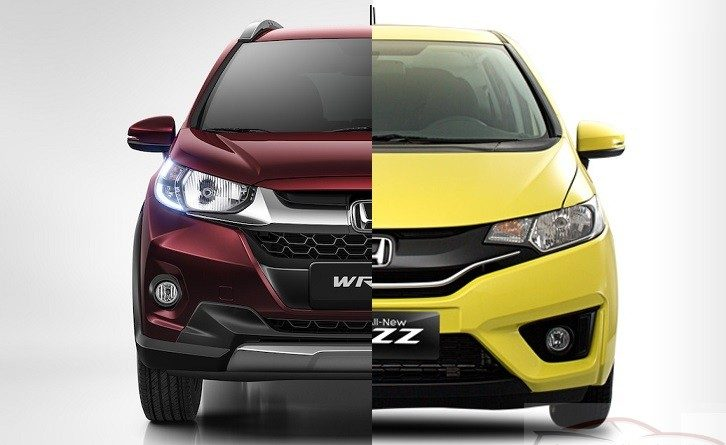 Honda WRV Vs Honda Jazz – What's The Difference