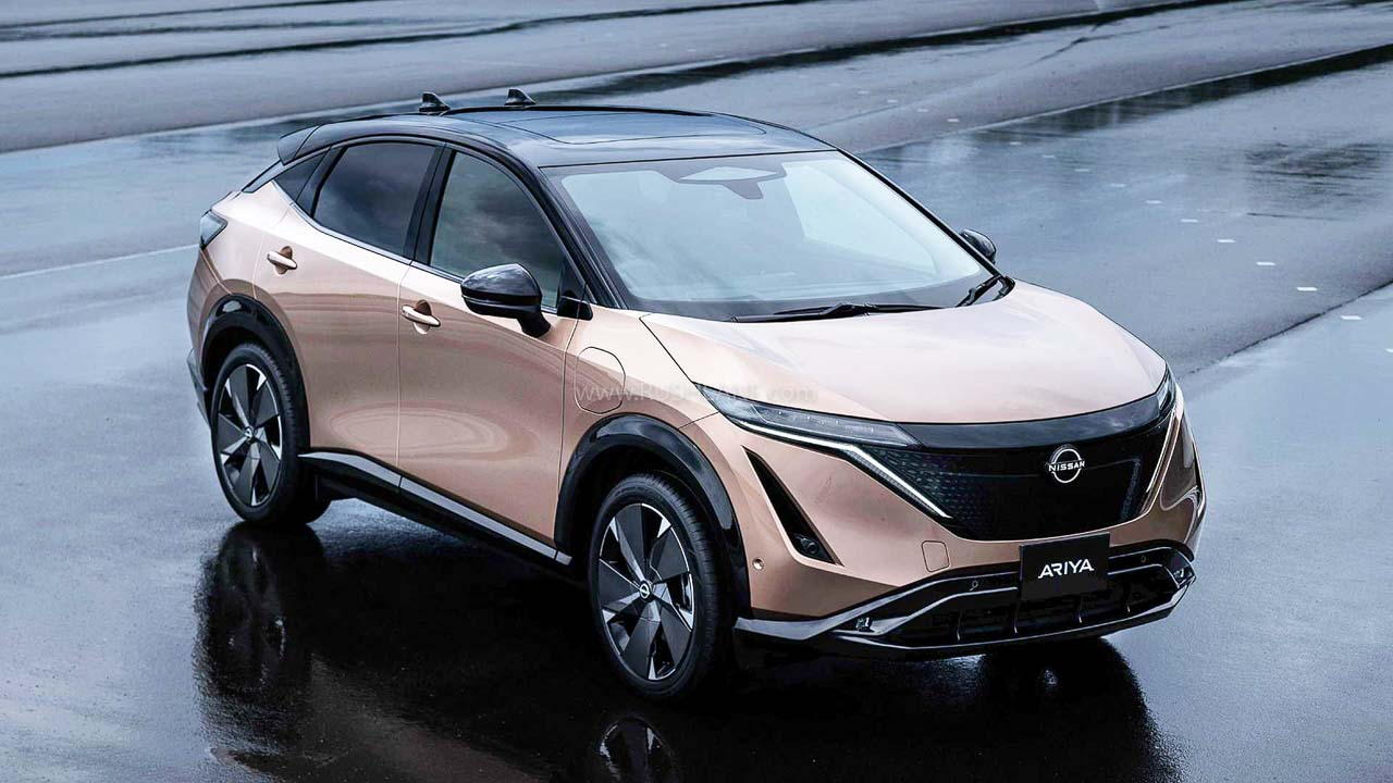 Nissan Ariya: An Electric Crossover SUV