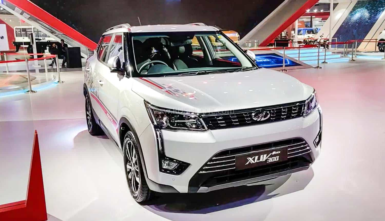 Mahindra XUV300 – The Improved and Facelifted AMT