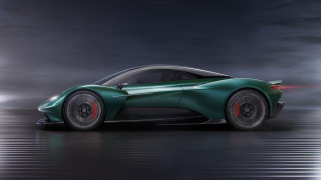 Aston Martin Vanquish 2024