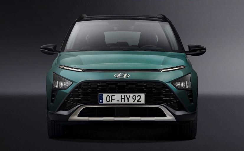 Hyundai's All-New Bayon Crossover SUV Makes Its Global Debut