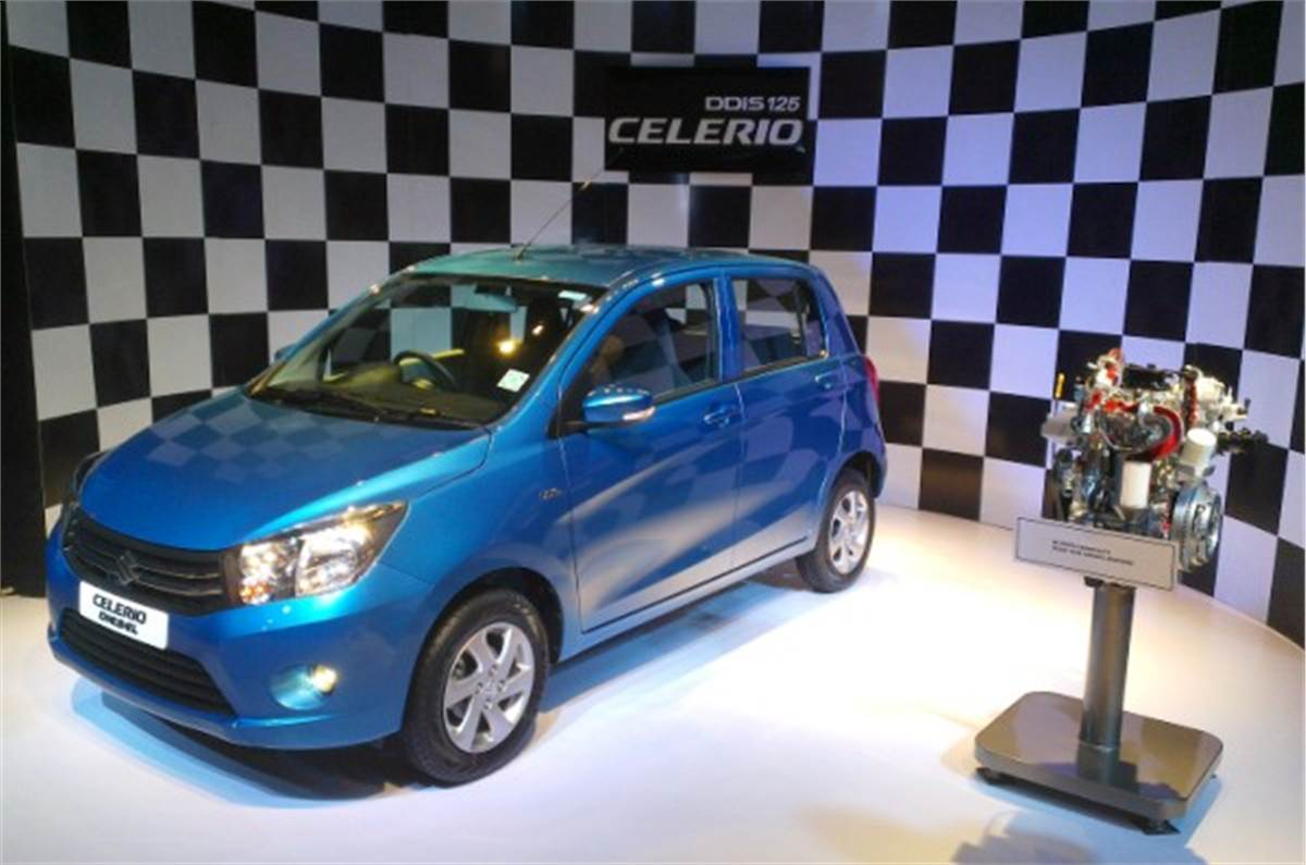 Bookings for the Maruti Celerio 2021 are now open at the dealership level