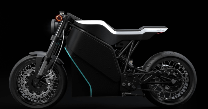 Yatri Motorcycles' Project Zero – First Electric Bike Designed & Manufactured in Nepal