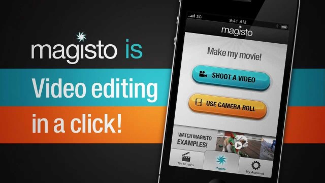 Magisto Best Video Editing Apps For iOS
