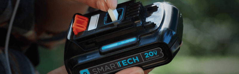 Black + Decker Smart Tech