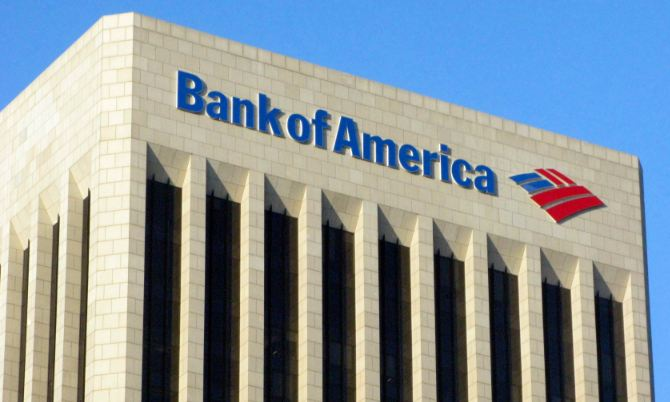 Bank of America Top most popular Largest banks in the world 2019