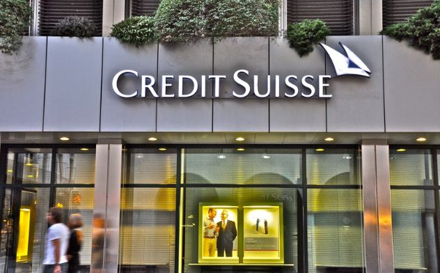 Credit Suisse most popular Largest banks in the world 2018