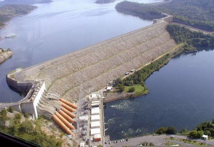 Akosombo Dam, Ghana, Top 10 Largest Dams in The World just info check