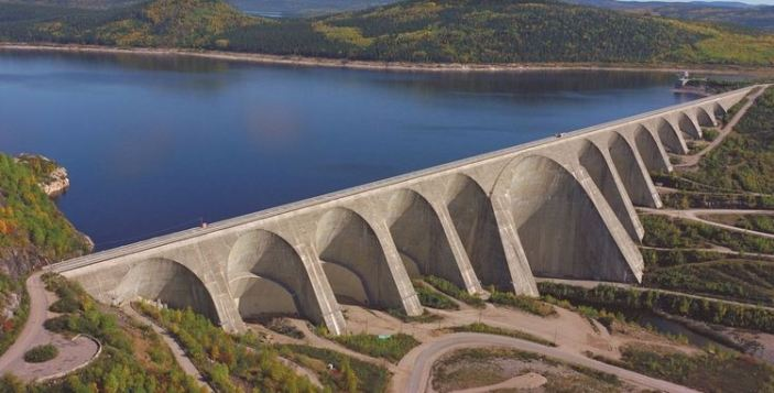 daniel-johnson-dam-canada Top 10 Largest Dams in The World just info check