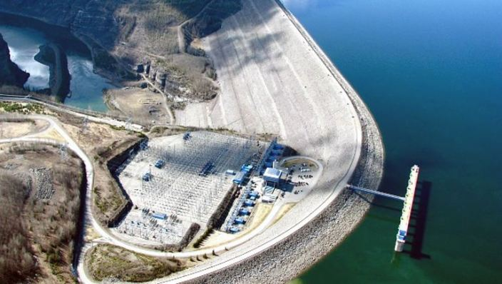 w-a-c-bennett-dam-canada Top 10 Largest Dams in The World just info check