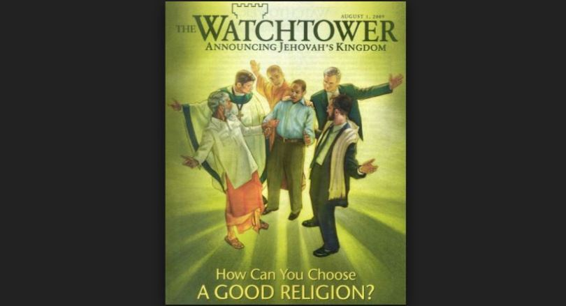 The Watchtower Top 10 Most Read Magazines in The World