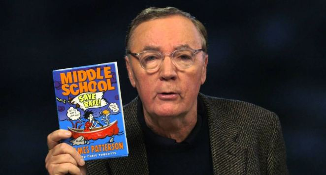 james-patterson