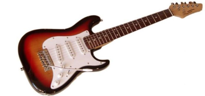 Electric Guitar Top Most Popular Beautiful Sounding Musical Instruments 2018