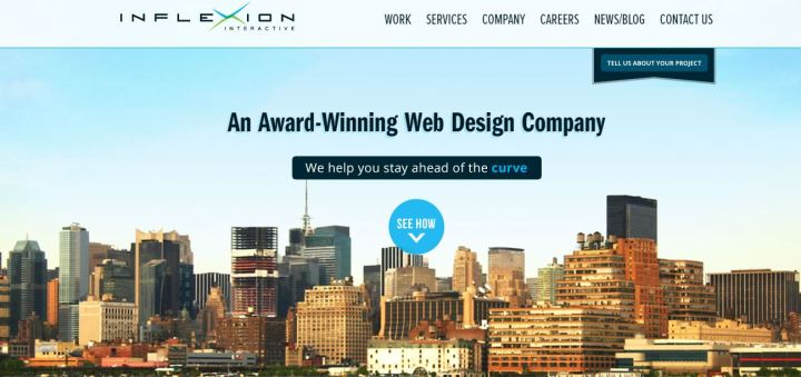 Inflexion Interactive Top Most Best Search Engine Optimization Sites(SEO) Websites 2019