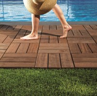Outdoor Wood Flooring by Bellotti - Larideck