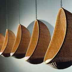 Pier One Hanging Chair Flex Folding Suspended Wicker Egg By Pierantonio Bonacina