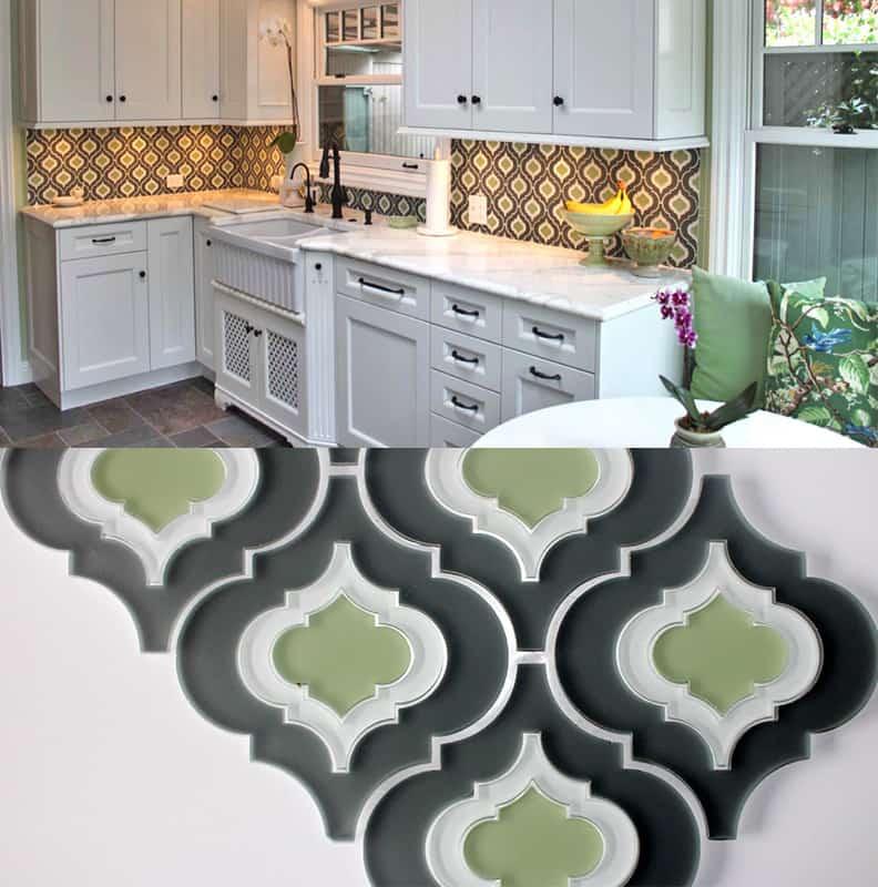 Unusual Kitchen Wall Tiles