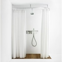 Home Furniture Decoration: Shower Curtains Designs