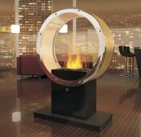 Pedestal Fireplace - smokeless eco-friendly fireplaces ...