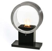 Smokeless eco-friendly fireplaces Orbiter by Digifire ...
