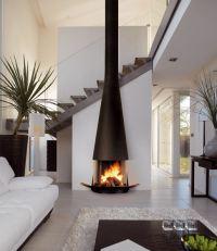 Contemporary fireplace FilioFocus by Focus - Japanese ...