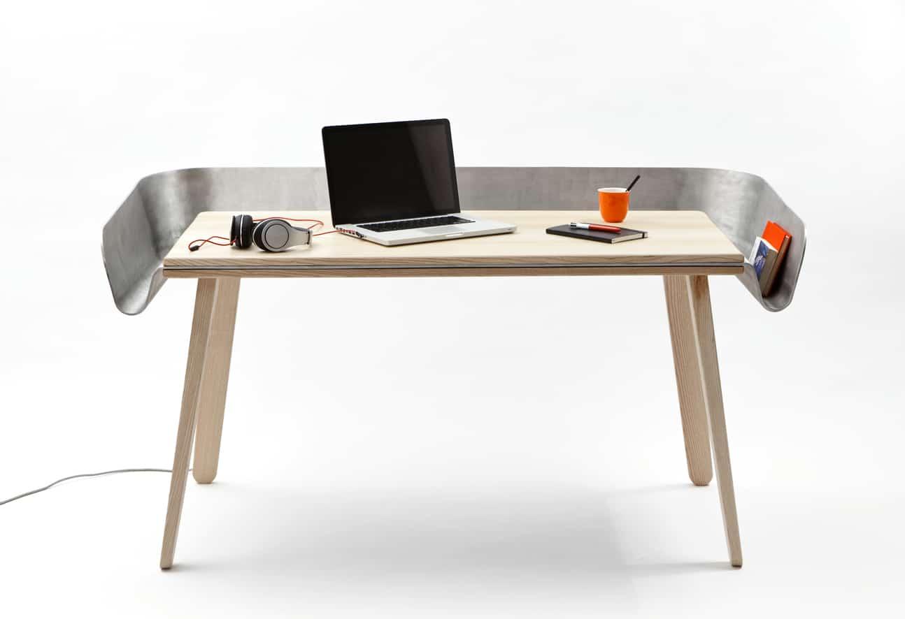 Functional Work Desk Homework by Tomas Kral