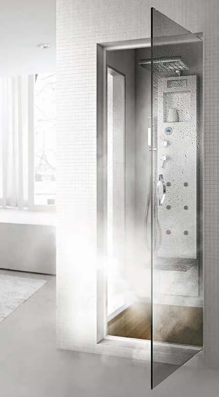 Steam Shower Cabin transforms into a Turkish Bath