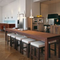 Elegant, Environmentally Aware Kitchens from Hansen