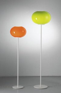 Cool Glass Lamps for Modern Homes by Lucente - new Noa series