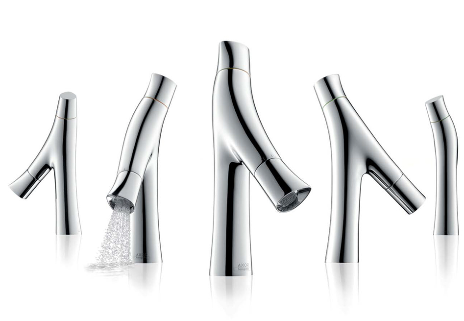 Philippe Stark Faucets Axor Starck Organic By Hansgrohe