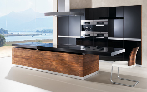 K7 Kitchen By Team 7 Automated Kitchen Island With