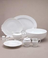 """French Limoges Porcelain Dinnerware - Bernardaud """"Louvre ..."""