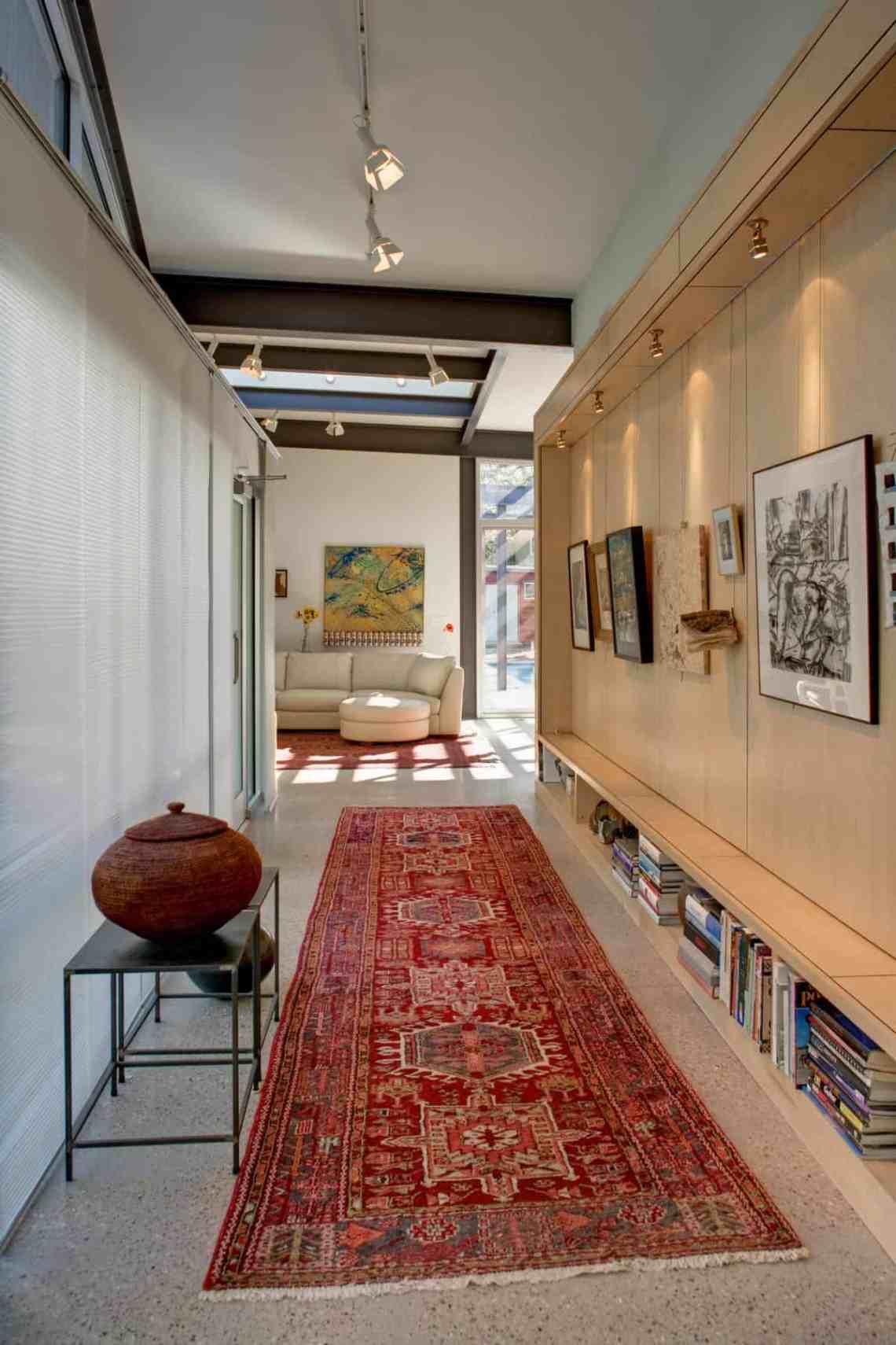 Stylishly Simple Modern One Story House Design | Modern ...