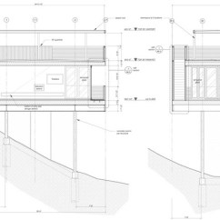 Simple House Diagram How To Do A Flow Relaxing Hillside Echo Park Home With Rooftop Carport | Modern Designs
