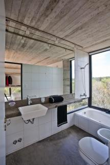 Maintenance Concrete Beach House Modern Design