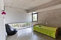 Low Maintenance Concrete Beach House | Modern House Designs