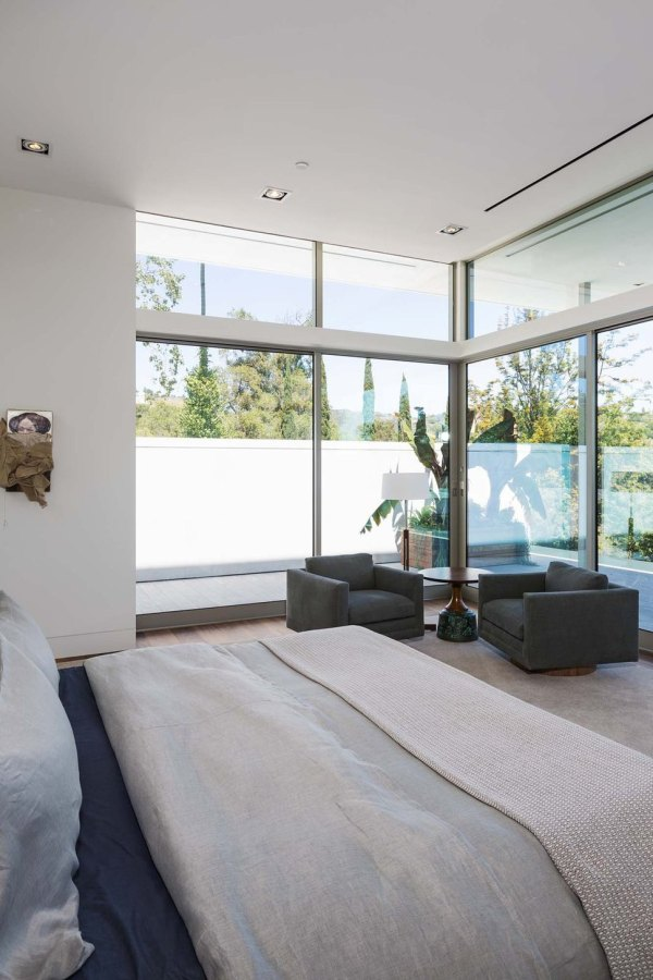 Luxury Los Angeles House With Rooftop Decks Modern