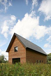 Modern Barn Style Cabin