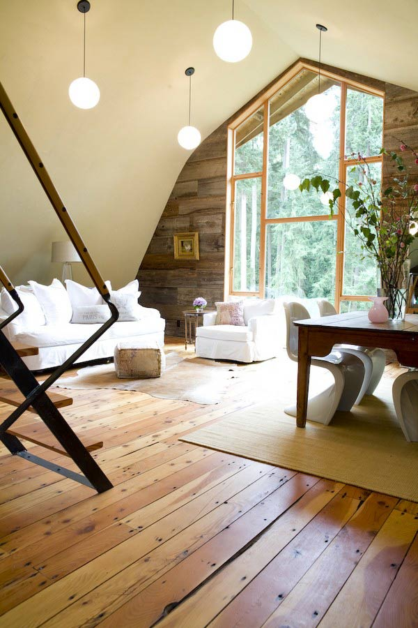 Converted Barn Home a modern take on tradition  Modern