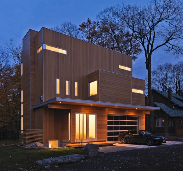 Canada Glass House - LightHouse by Toronto studio   Modern ...