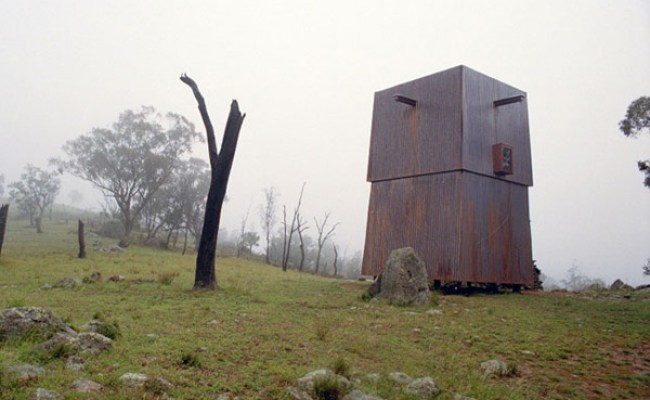 Tiny House Design In The Australian Outback Modern House