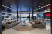 Extravagant Contemporary Beverly Hills Mansion With ...