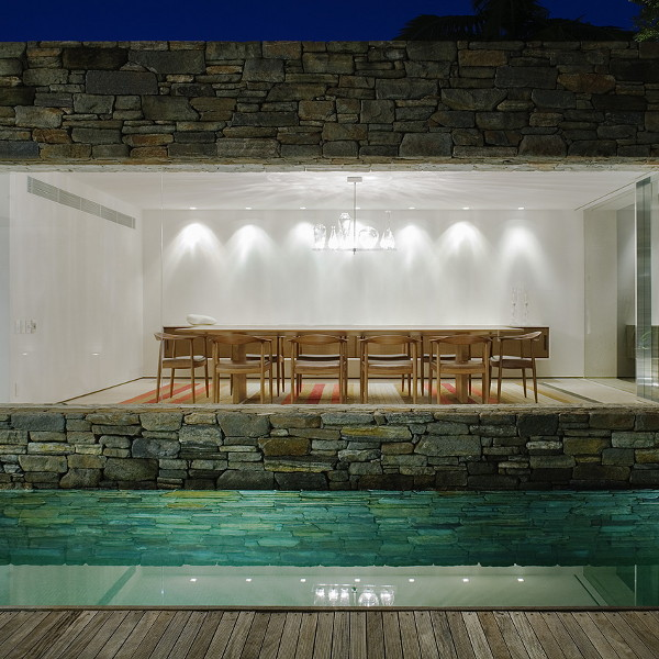 Luxury Cave House by Architect Marcio Kogan  Modern House